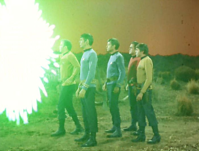 25 May 1968: The Anderson Co. films a special effects shot of Tombstone city limits for season 3's 'Spectre of the Gun'. #StarTrek #TOS #SpectreoftheGun #OTD #OnThisDay https://t.co/nlonajfhwf