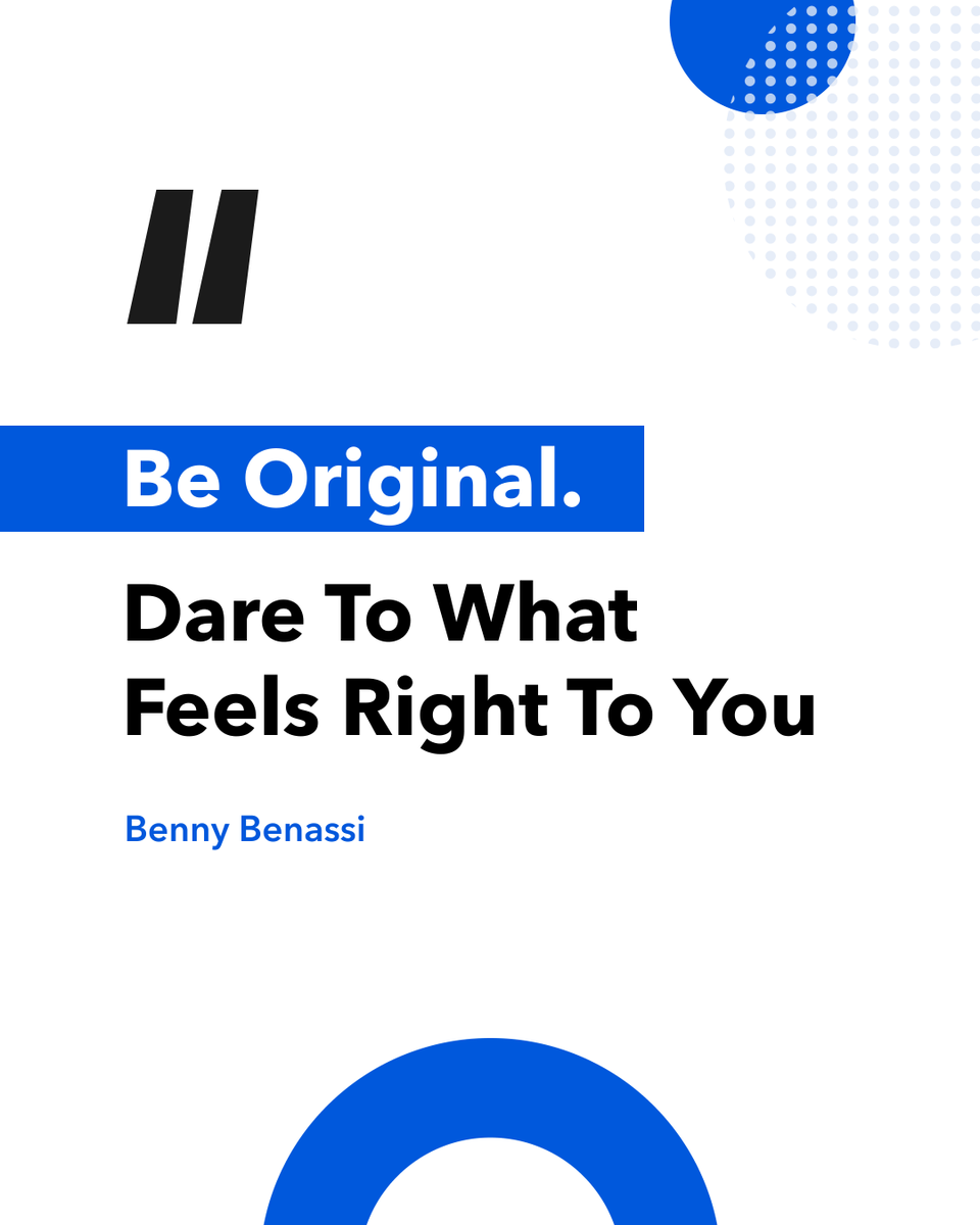 ☀️Begin Your Day with #EDM_Daily  Today will be a good Tuesday and this morning is going to be an awesome one with words by @bennybenassi  #dj #radio #stream #streamer #streamys #music #edm #podcast #producer #application #freeapp #djedm #sound #soundproducer #edm #edmfamily https://t.co/9a4BkToFzG