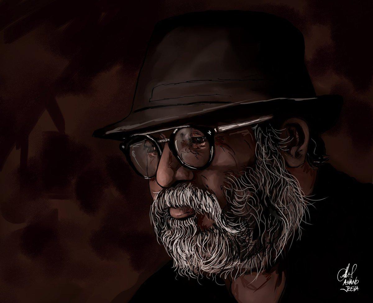 Production Designer @muthurajthangvl Sir Painted ! @clipstudiopaint @clip_celsys #digitalart #digitalpainting #art #artist #muthuraj #artdirector #anandjeeva #dop #lockdown #coimbatore #tamilnadu #indiapic.twitter.com/SHGb2a4oy6