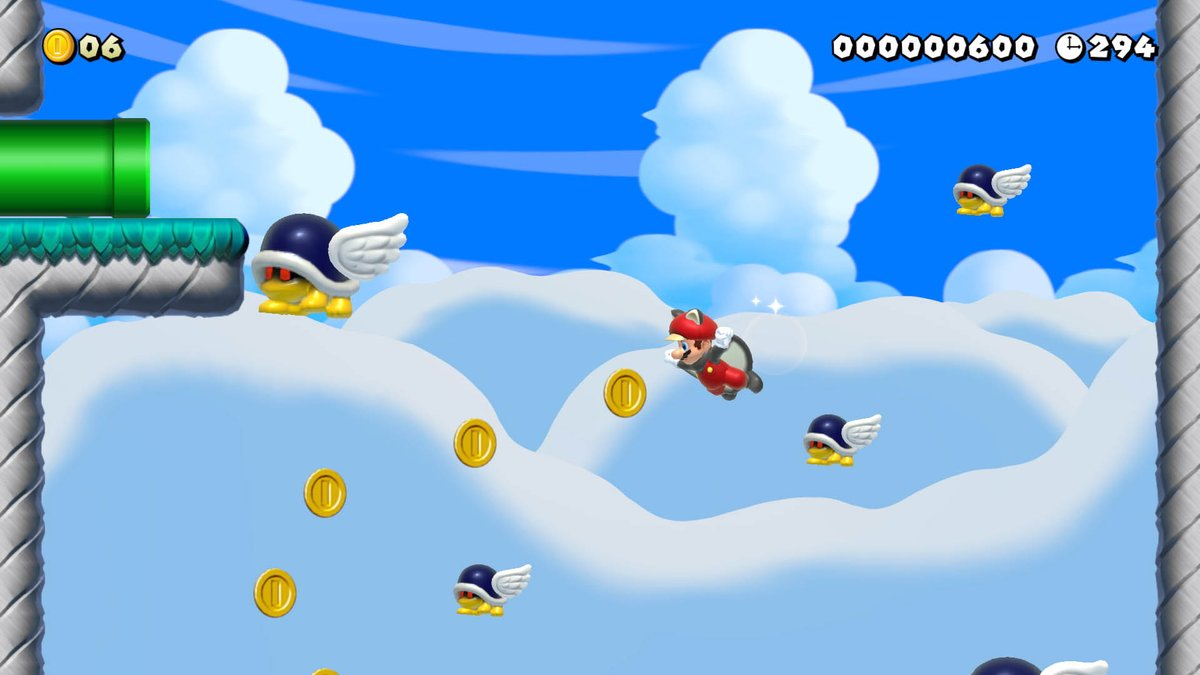 The final theme of our Super Mario Maker 2 competition is: anything goes! Create a course using anything you like and share the course ID using #SuperMarioMaker2 and #NintendoUK for a chance to win a goodie bag from the #NintendoUKStore. Info: bit.ly/3gmwKQf