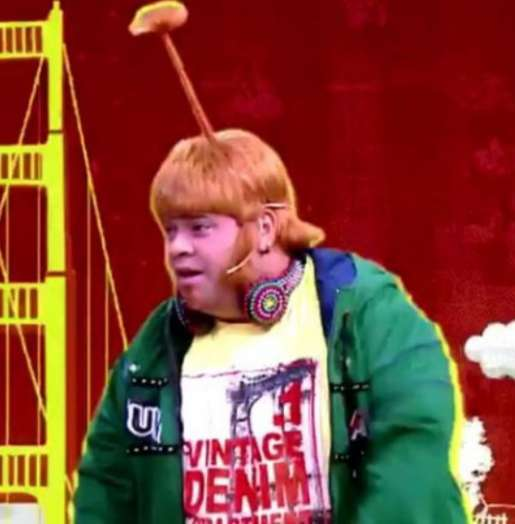 Hinduphobic Nights with KapilThe Kapil Sharma Show, it's a very famous TV show, everyone knows about it.As I don't watch much TV, I didn't know what was going on in that show until I saw it one day and what did I saw? This Character, and I was shocked.