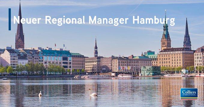 Sascha Hanekopf wird ab 1. Oktober unser neuer Regional Manager in #Hamburg. Er tritt die Nachfolge von Jan Weseloh an, der sich neuen beruflichen Zielen zuwenden wird #Immobilien: t.co/ubFCdFJtj2