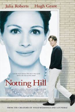 Watched #NottingHill. Loved the film , the story was fresh , actors were great.  Rating - 9/10. pic.twitter.com/C8c5JAoeOT