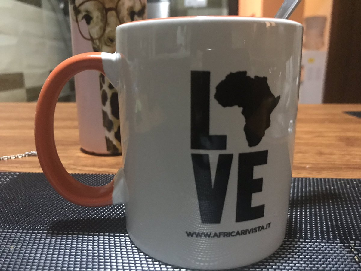 A special mug for #breakfast  today. Happy #AfricaDay2020pic.twitter.com/w77yz31Ov1