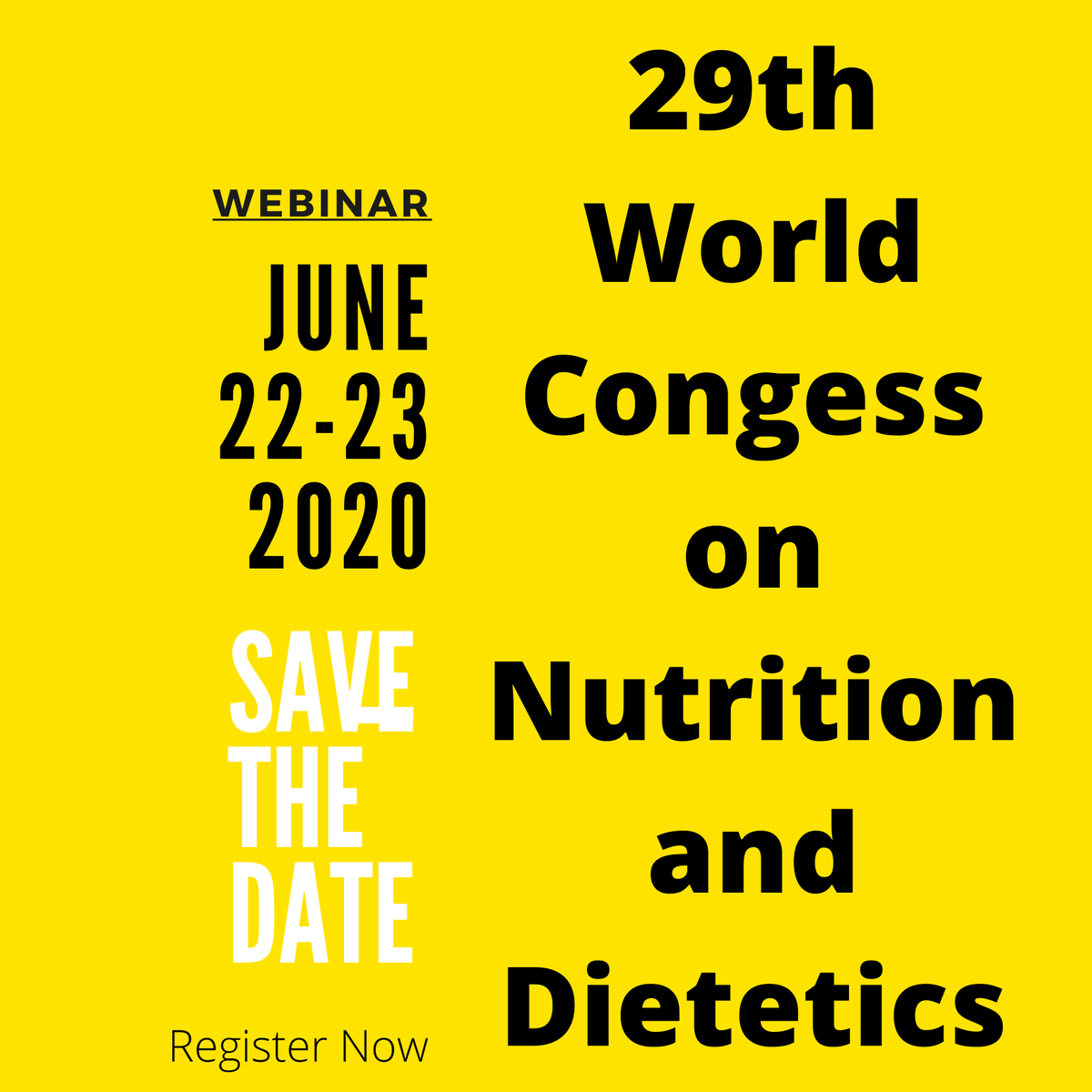 Hurry few days left  #Abstract submissions open for oral and e-poster on the topic #nutrition and #dietetics research. Interested candidates can submit their abstracts at the provided link: https://worldnutrition.conferenceseries.com/abstract-submission.php… or contact us at- worldnutrition@asia-meetings.compic.twitter.com/s9ePvInhc0