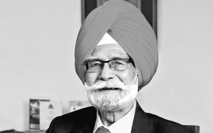 Sad to hear the news of the passing away of one of our greatest hockey icons, Balbir Singh Sr ji . Heartfelt condolences to his family and loved ones. https://t.co/fc3NNeLS9n