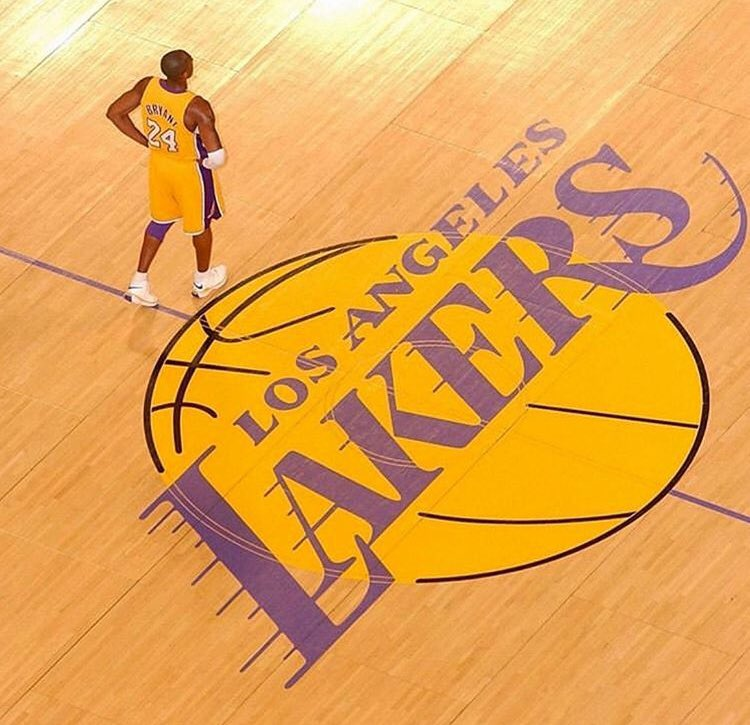 Ain't forget about you mamba. LEGENDARY. #24#KobeBryant pic.twitter.com/1iSzswpCf9