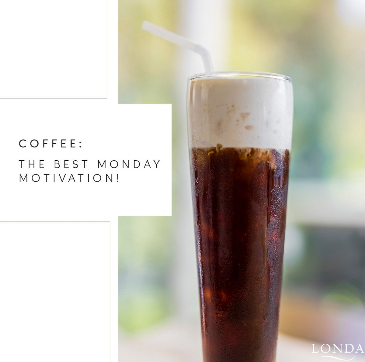 Alright Monday, do your best… We've got guts, stubbornness and a whole lot of quality, strong coffee… Bring it ON! #londahotel #londabeachhotel #Monday #coffee #limassol #cyprus #hotelsinlimassol #strongcoffee #besafe #bringiton #doyourbest #stayhealthy #goodmorning https://t.co/cfJl5cr5wg