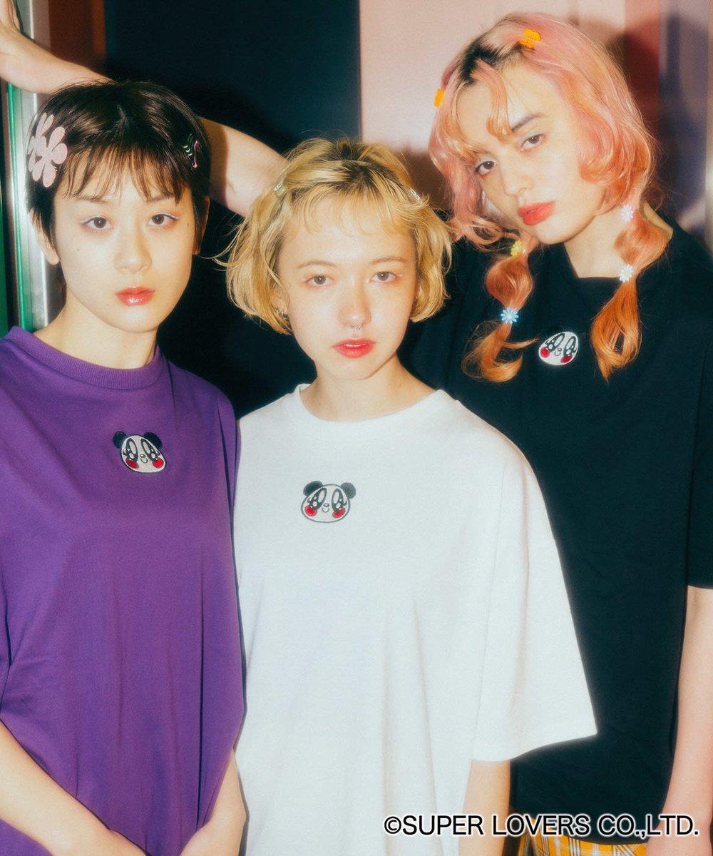 「ラヴァーズハウス×ダブルシー」第2弾、リンガーTシャツなど90年代のリバイバルアイテムを発売