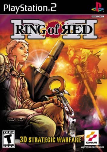 @NMFreed Ring of Red on the PS2