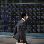 Image for the Tweet beginning: Hong Kong shares ease on