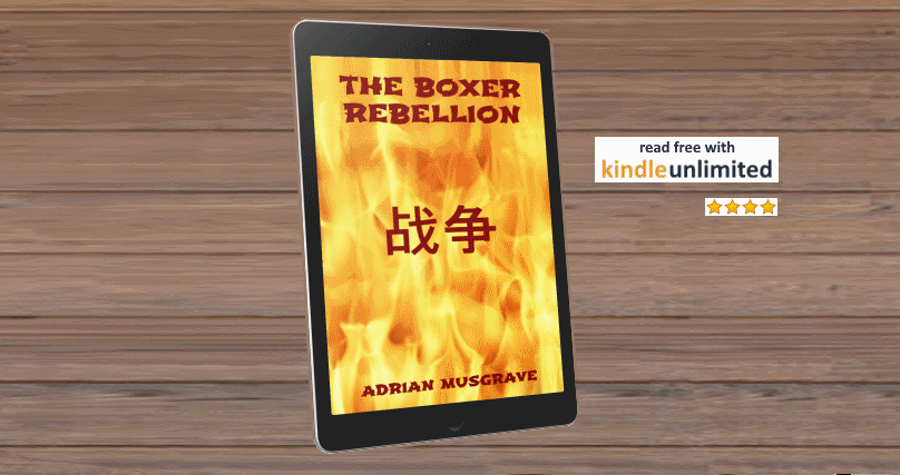 #writingcommunity #writers #kindleunlimited The Wars and Words series: http://amzn.to/2IVOQdf  Buy on Amazon - read free with Kindle Unlimited == Recommended Today: The Boxer Rebellion - http://amzn.to/316QIWT  == Bringing the Library of George Clarke Musgrave back to lifepic.twitter.com/jZx6AK6gmn
