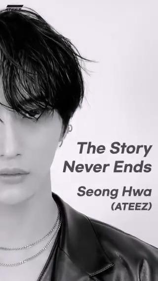 [] ATEEZ(에이티즈) 성화 - The Story Never Ends (Original. Lauv)     #ATEEZ #에이티즈 #성화 #SEONGHWApic.twitter.com/2xWQ68kH2p