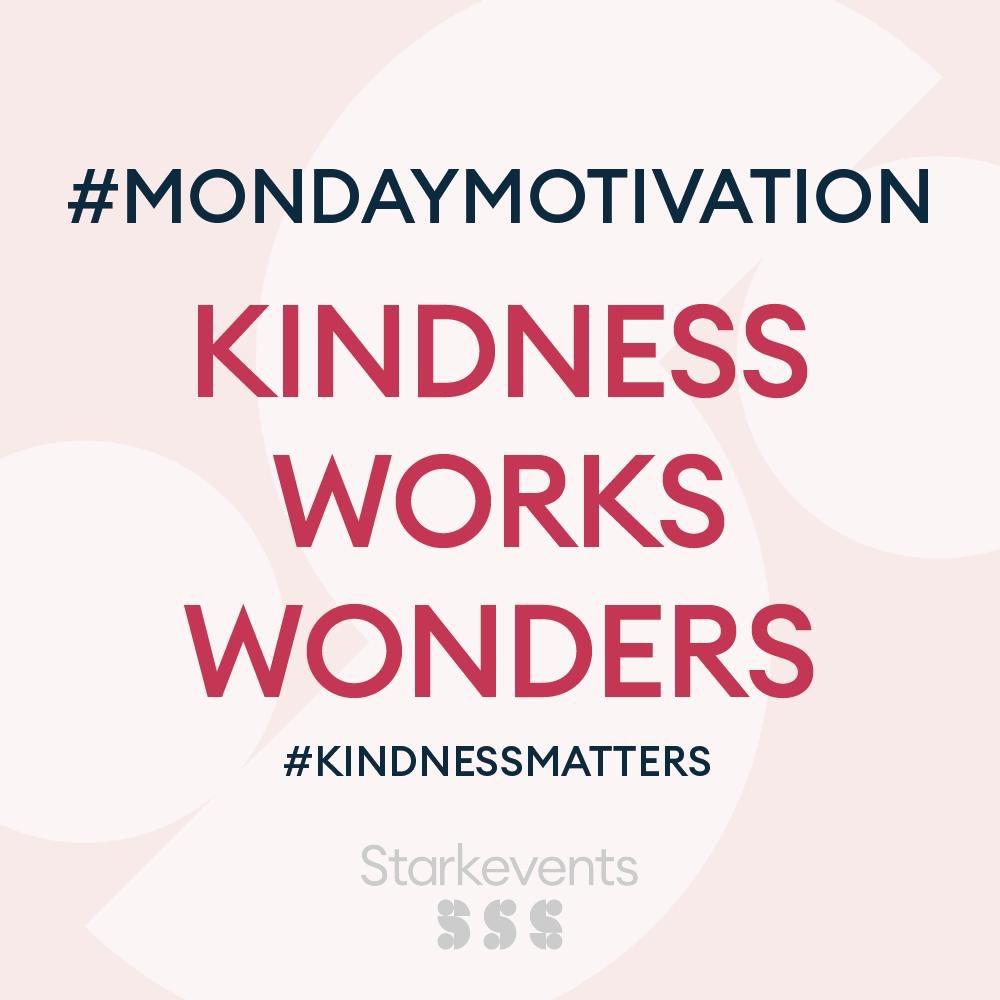 #MondayMotivaton #KindnessMatters pic.twitter.com/Ngpjaea4kD