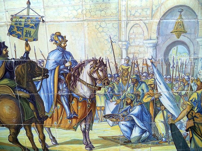#TalDíaComoHoy en 1085, Alfonso VI recupera Toledo, antigua capital del reino visigodo, sometida a dominio musulmán desde el 711 https://t.co/pZl6YteGPh