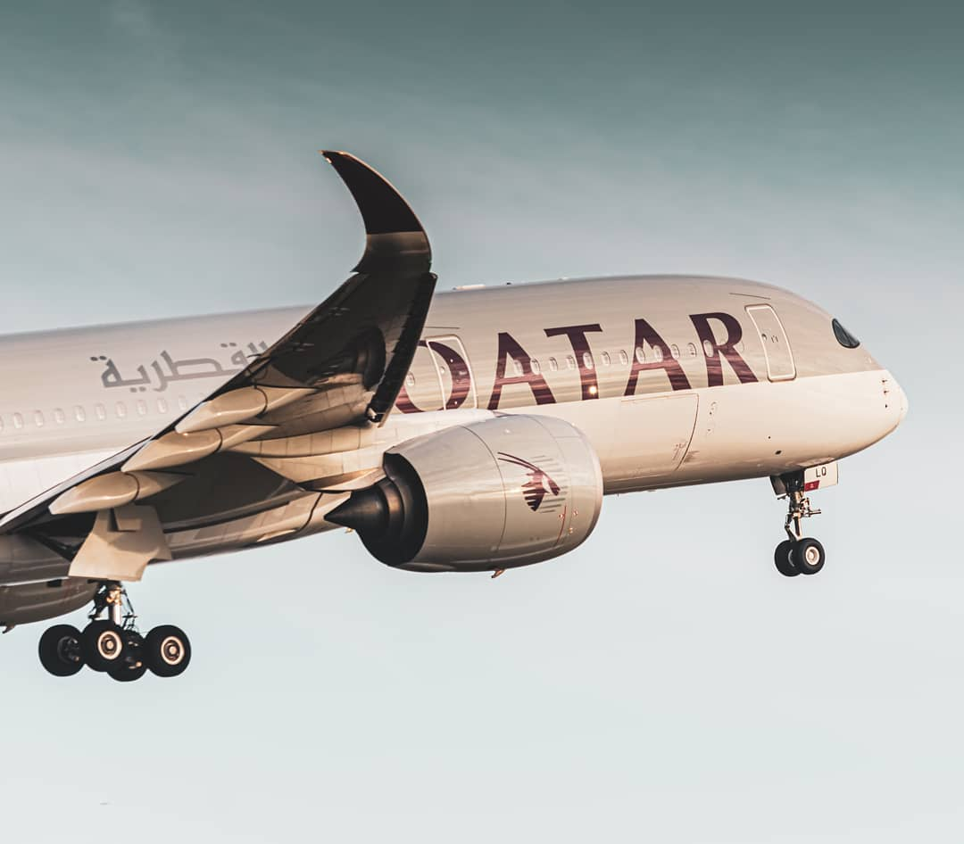 """I don't need a vacation,"" said no one ever. Let us know where would you like to travel the very moment lockdowns have been lifted. #QatarAirways : belgian.aviation (Instagram) pic.twitter.com/GP2G1YaLuS"