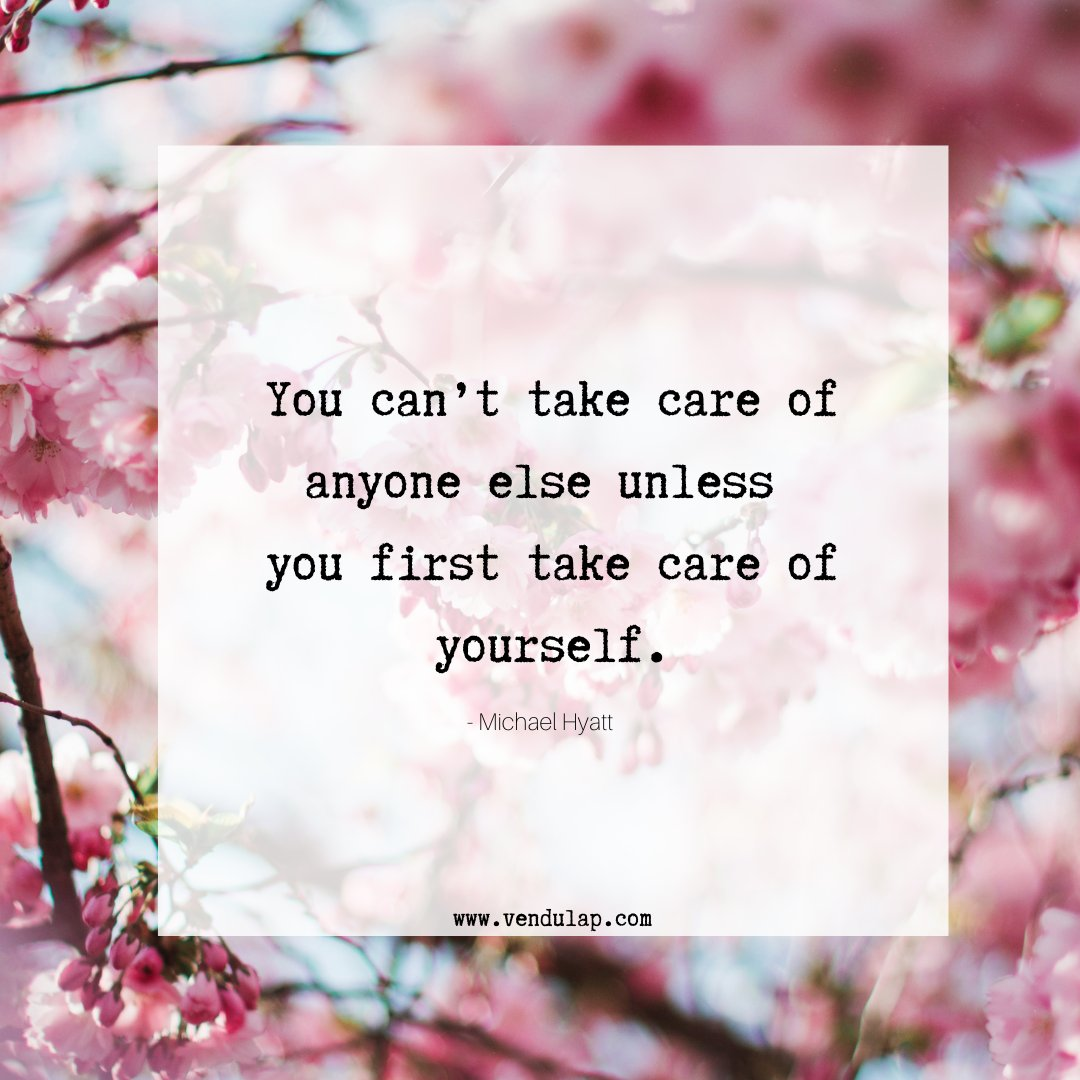 Reminder: Take care of yourself first. You can't pour from an empty cup.  #selfcare #selfcarematters #selfcareideas #selfcaretime #selfcareblogger #selflove #selfrespect #goodenough #selfcompassion #lifequotes #quotestolivebypic.twitter.com/NLNo6q2DDI