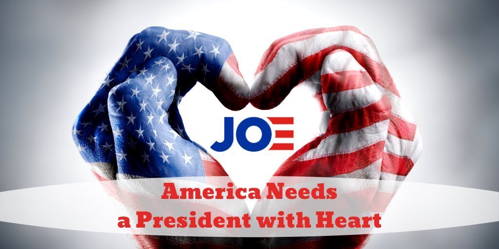 Shaped by his own personal tragedies, Joe Biden has never been short on empathy, It's one of his best qualities as a person & candidate. It's easy to see its genuine when he interacts w/voters & there is little doubt it will shape his choices as President! #OneVoice1 #wtpTEAM