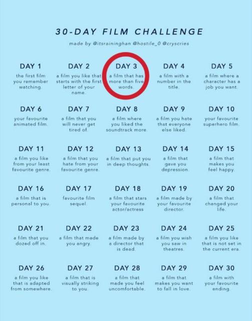 Film 2000-an dengan CGI terniat.  #Day3 #30DayMovieChallenge  #30DayFilmChallenge