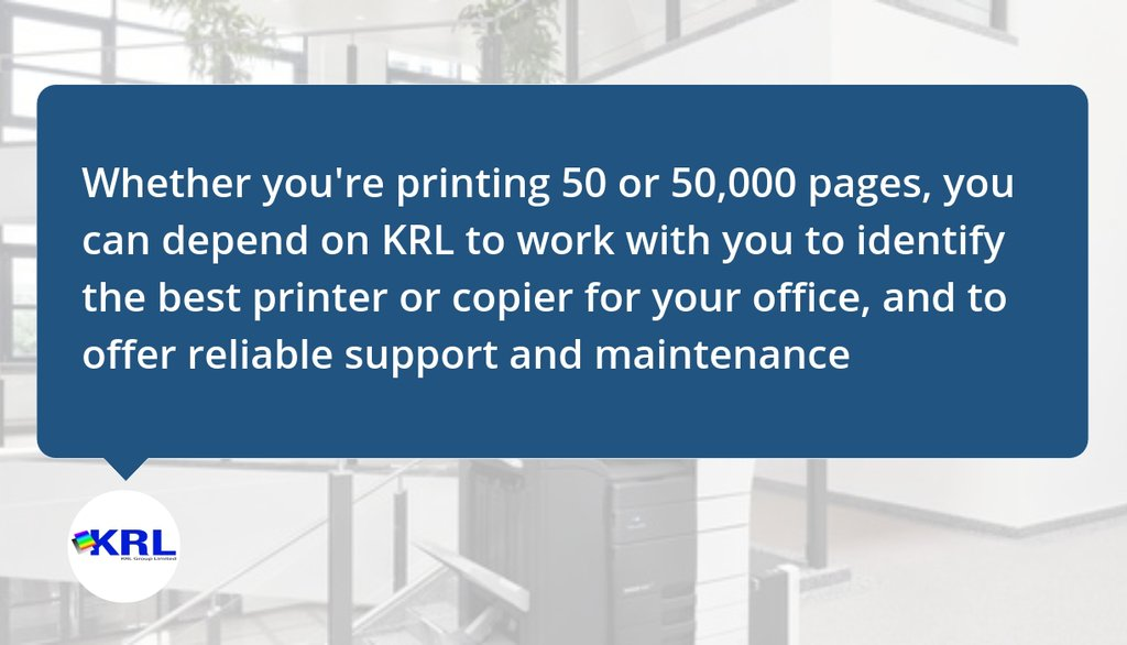 Copiers and Printers for companies and organisations of all sizes  Read more 👉 https://t.co/lBSNw4Cwhr  #EastYorkshire #Hull #Lincolnshire #KRLGroup https://t.co/YSZdaSXBiu