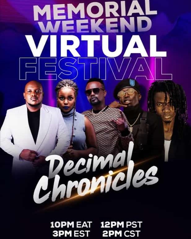 Tonight @BoneyePunit @konkodi @Noninimgenge @JulianiKenya @decimalKE Live