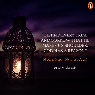 #EidMubarak! Here are some beautiful quotes to further brighten your day!