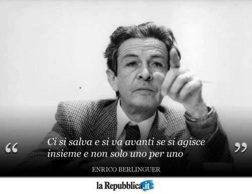 #EnricoBerlinguer