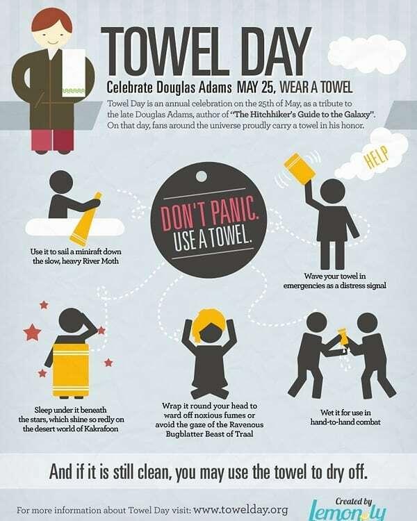 #TowelDay