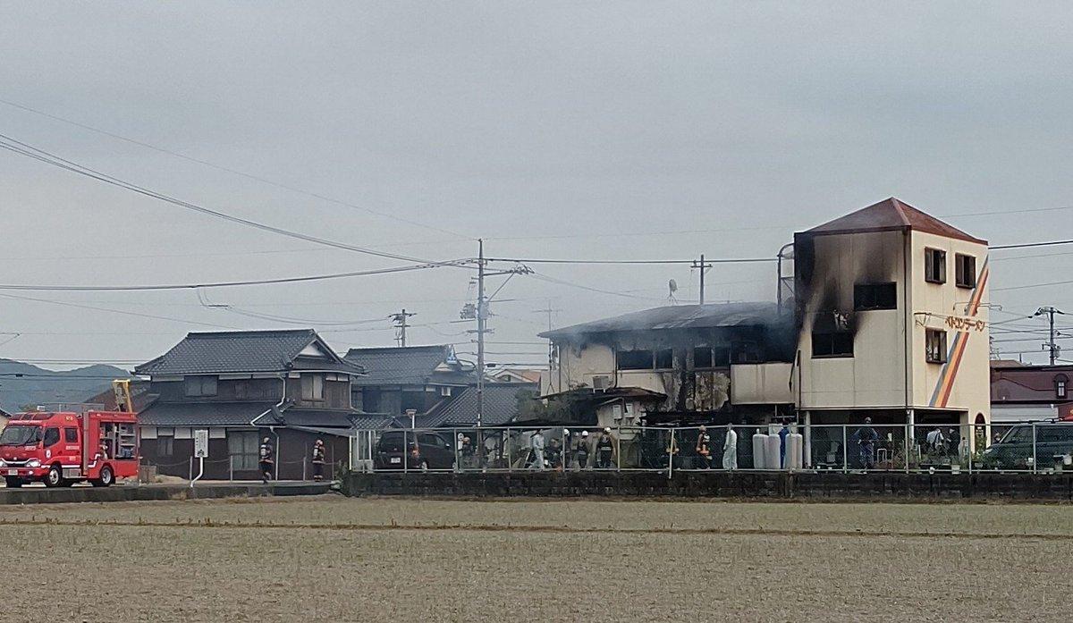 火事 ベトコン ラーメン