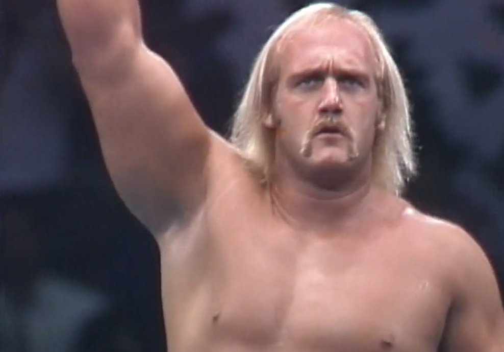 Njpw Global On Twitter It S Tuesday May 26 In Japan Onthisday In 1982 A Clash Of Huge American Stars In Osaka As Hulk Hogan Faced Abdullah The Butcher Relive History With Njpwworld