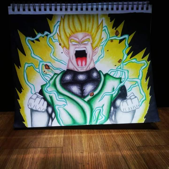 Wow look at this drawing so beautiful what do you guys think comment it below. #houston #art #anime #gohan #dbz #dragonballz #dragonballsuper #drawing #fanart #explore #procreate #creative #create #world #artwork #manga #sketch #sketchbook #sketching #colorpencilpic.twitter.com/3cQllkGgUE