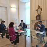 Image for the Tweet beginning: El alcalde y el vicealcalde
