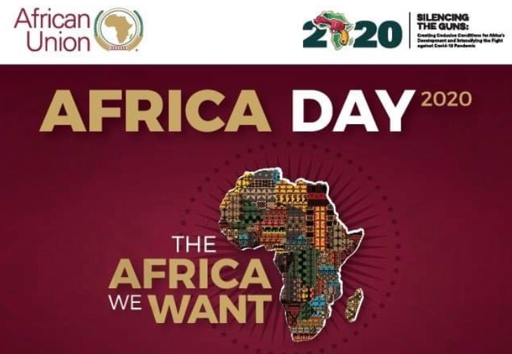 Happy #Africa Day...working towards the 'Africa We Want'... pic.twitter.com/cJPpskOFeS