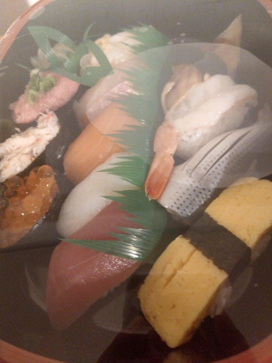 ステイホームツイートいまから寿司Voicy二回目録る!