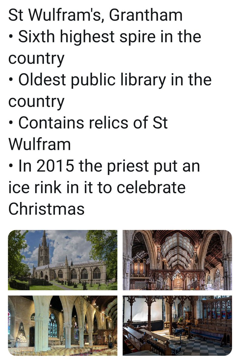 #Lincolnshire people, #heritage, #architecture enthusiasts, #christians, yellowbellies and those who have made this fine county their home! Give @StWulframs your votes!  #churches #history #voteforstwulframs #grantham https://t.co/8JXNjYvOLA https://t.co/gfsATEAYLS