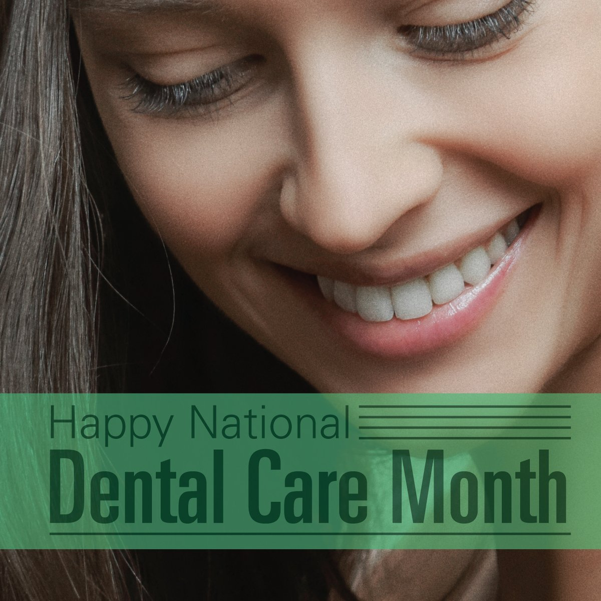 DID YOU KNOW it's National Dental Care Month? We love the work we do, and we're so grateful that we get to help our patients have happy, healthy smiles! #handhygiene #makingadifference   #757 #williamsburg #teeth #dentist #gentledentist #smile #teethcleaning #teethwhitenin...pic.twitter.com/YG8EQL4aeF