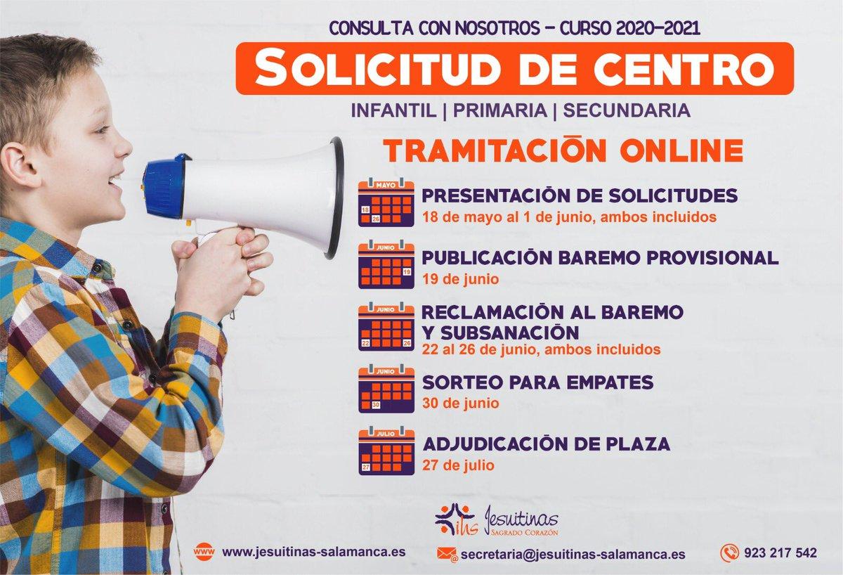 #Admisiones #BuscoColegio #Infantil #Primaria #Secundariapic.twitter.com/8jaaA3fTHt