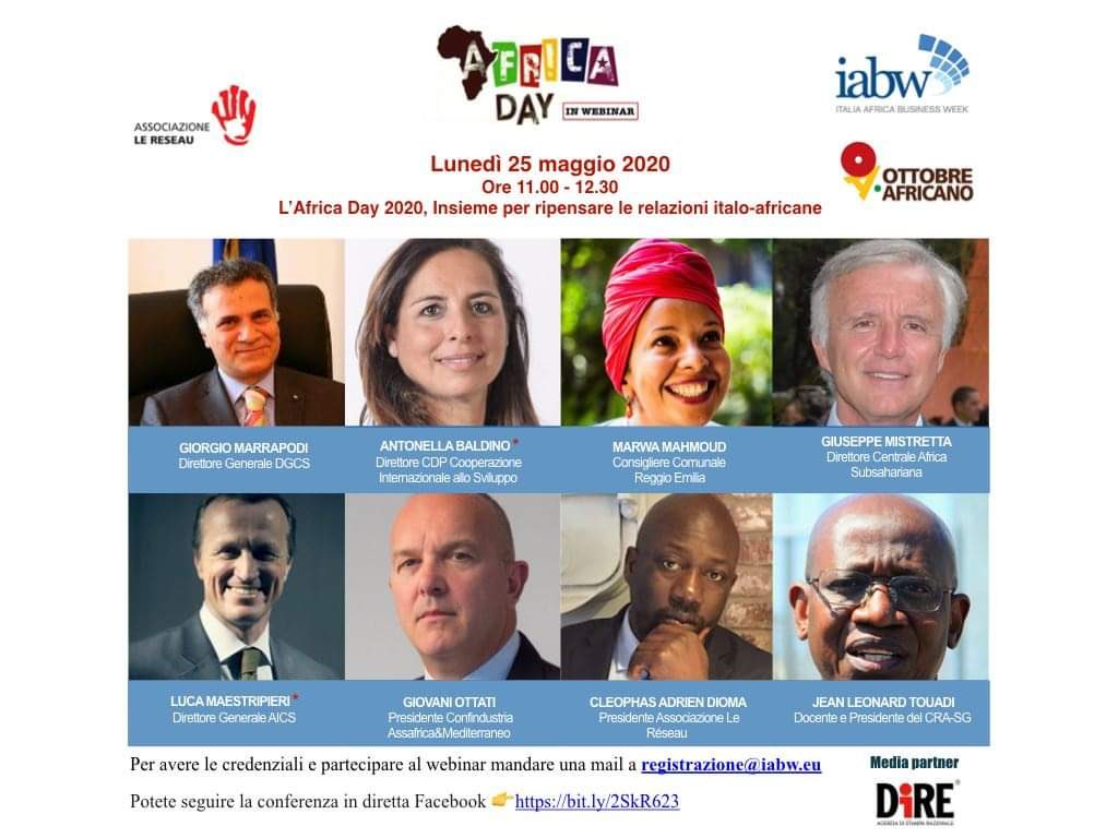 #AfricaDay2020