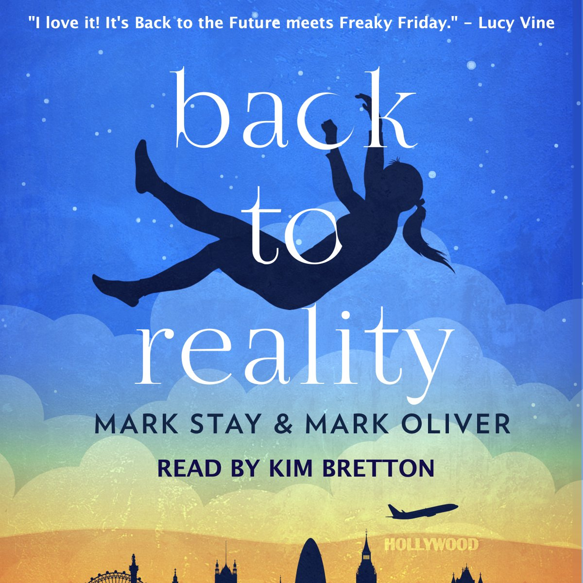 """""""The 90s brought back to life in full colour… a great mix of Bridget Jones and Freaky Friday."""" @ShazzieRimmel  Get BACK TO REALITY on audio read by @nashvegaskim  Audible  : https://audible.com/pd/Back-to-Reality-A-Novel-Audiobook/B07YB4J1TH…  Audible  : https://audible.co.uk/pd/Back-to-Reality-A-Novel-Audiobook/B07YB5HNRC…  #audiobookspic.twitter.com/Zy6Vuidhtm"""