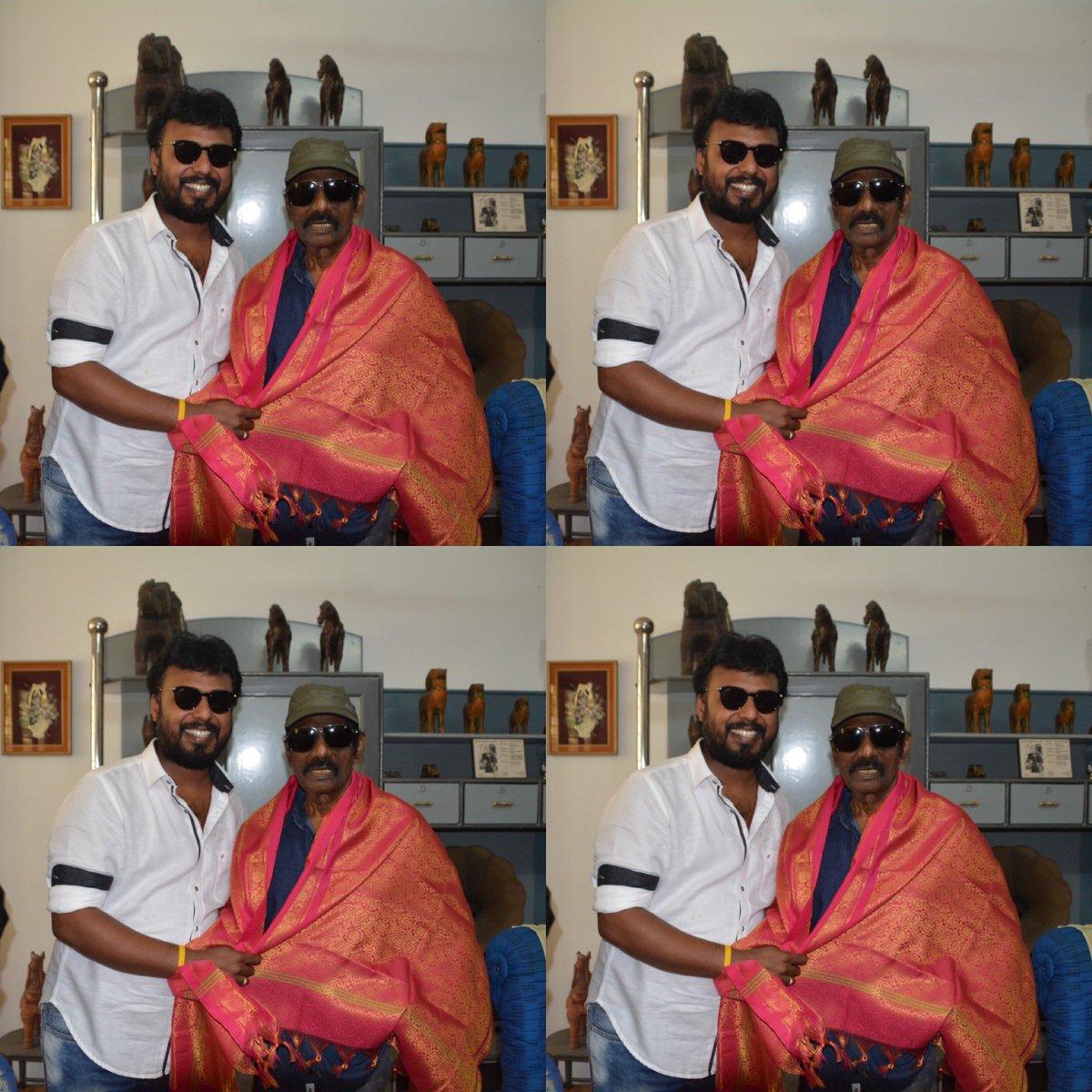 Wishing The king of comedy goundamani sir a very happy birthday.  #kpyaadhavan #comedy #king #goundamani #hbd #iconic #star https://t.co/eFTLs3Wv8e