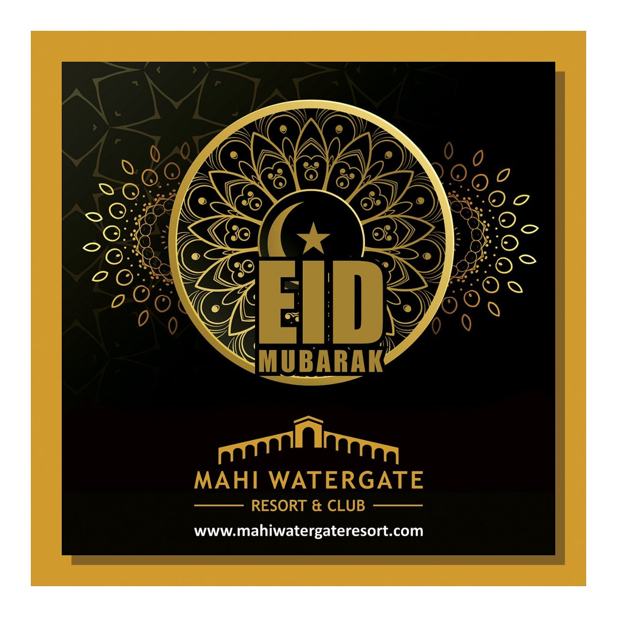 May Allah ease your hardships and shower you with loads of peace and prosperity on Eid. Have a blessed time! Eid Mubarak! #Eid2020 #festival #eid  #resorts #riverfront #waterrides #swimmingpool #hangingbridge #nature #natureview #tentstay #closetonature #mujpur #padra #vadodara https://t.co/RIx7l2RqQT