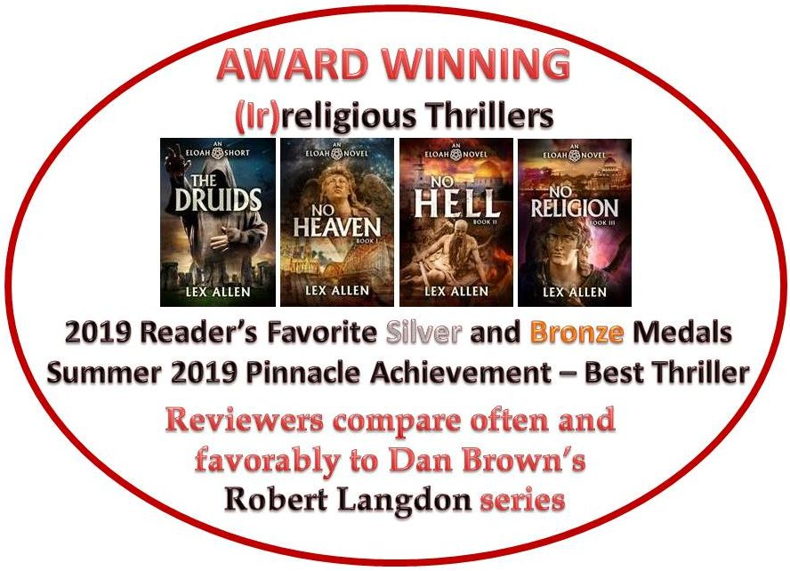 """Review excerpt: """"This book, although a masterful intertwining of science fiction, religion, adventure and drama, is nothing more than a rewritten attack on the Virgin Birth of Jesus, His Sovereignty and the belief that He is the Son of God."""" #amazon worldwide. #thrillers #scifipic.twitter.com/vHcIc83efo"""