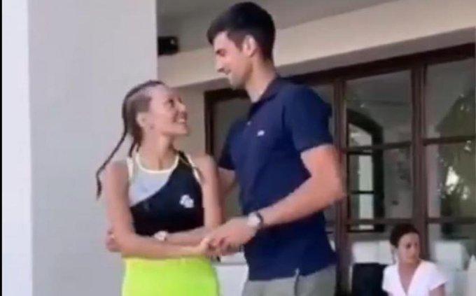Jelena wishes Novak Djokovic: Happy birthday to my love! 33 is a special number