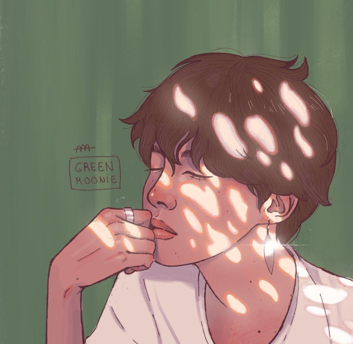 freckled hobi under the sun  #bts #btsfanart #hoseok<br>http://pic.twitter.com/sTLKuArjsE