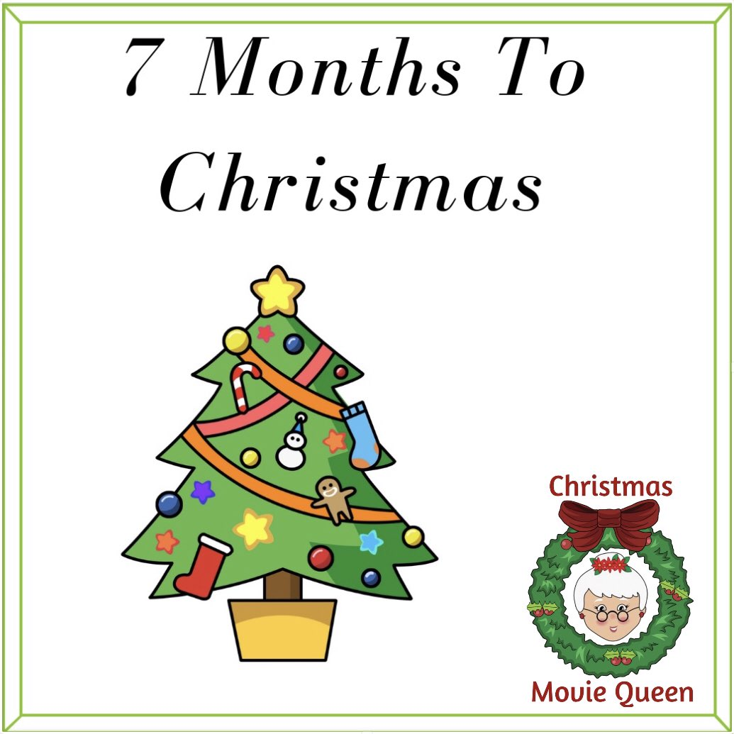7 months!  It's getting closer! #countdown #christmas #christmascountdown #moviespic.twitter.com/ncEZFPyXpN