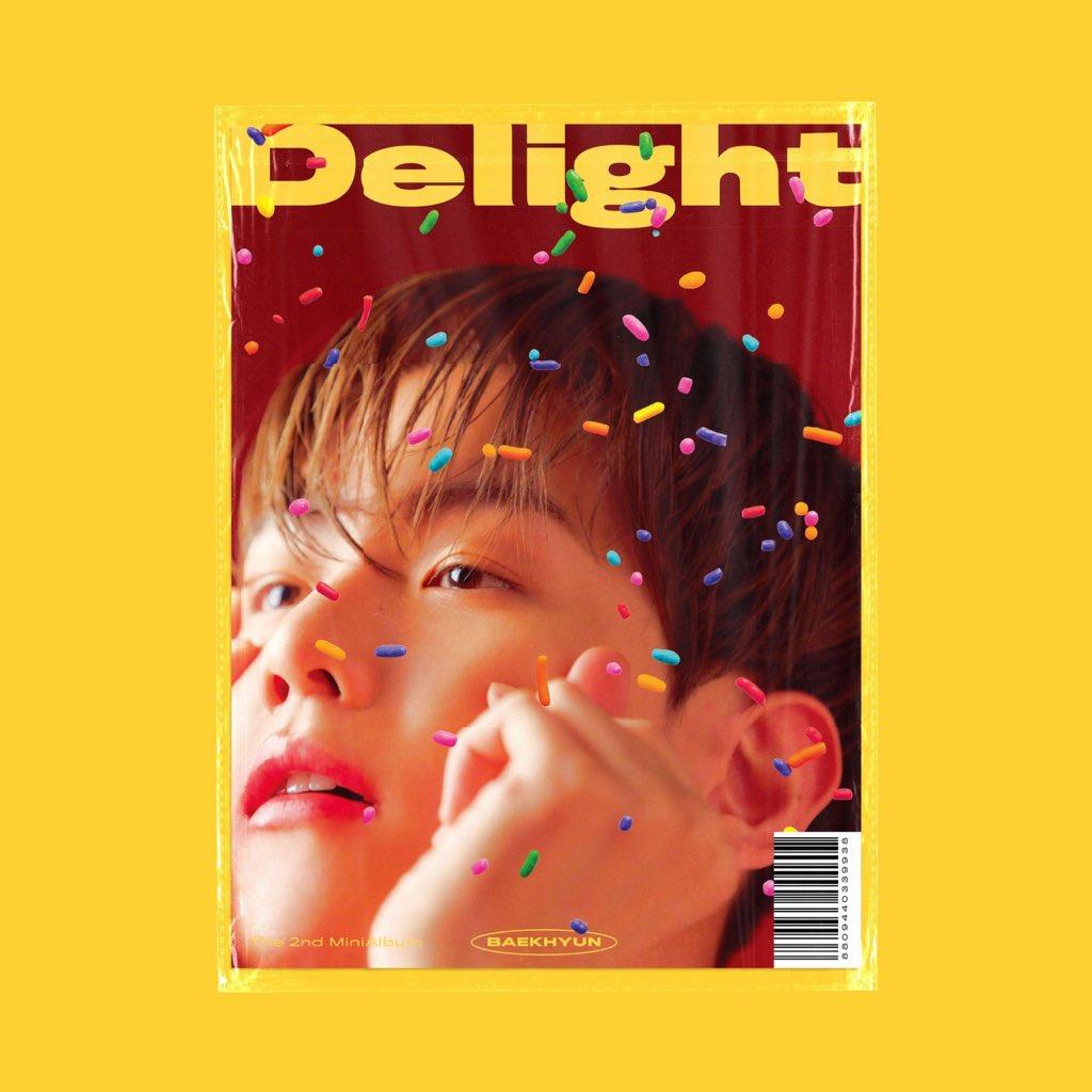 BAEKHYUN, Candy, Album | Baaz
