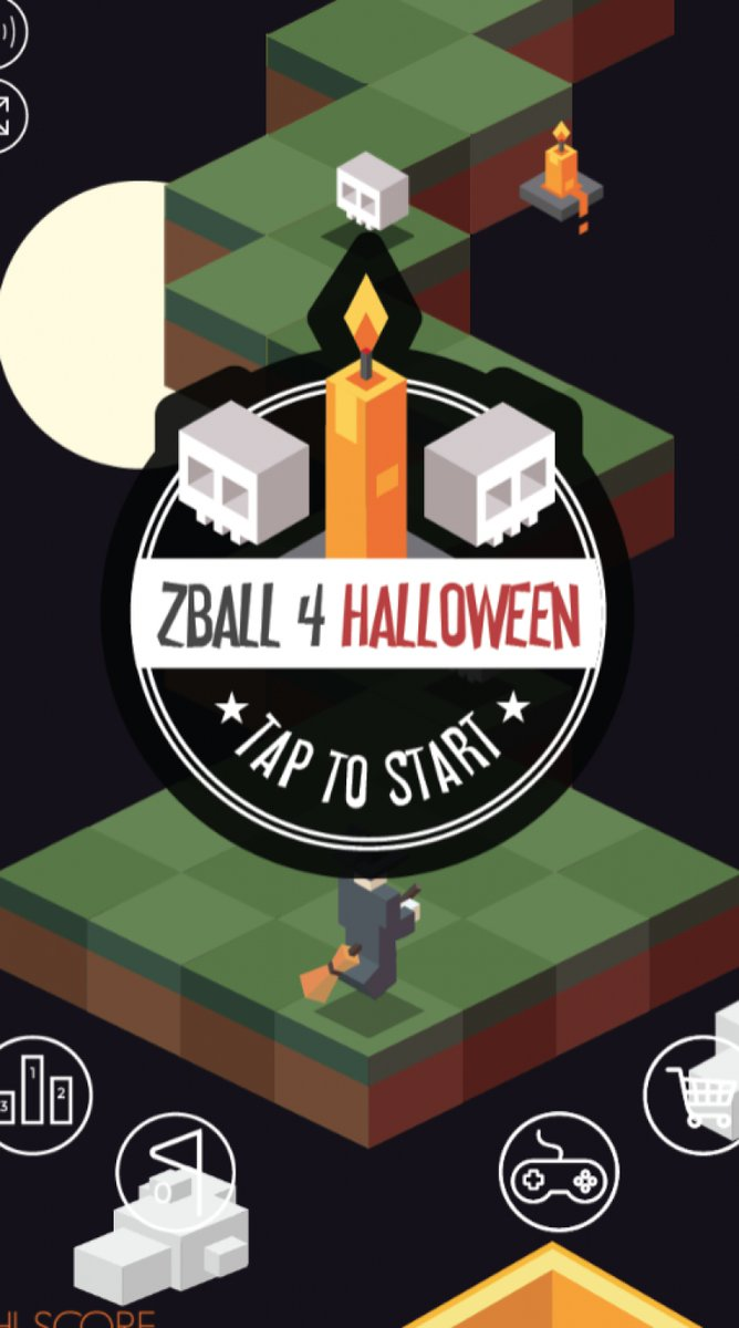 Play zball 4 helloween #gamers #indiewatch