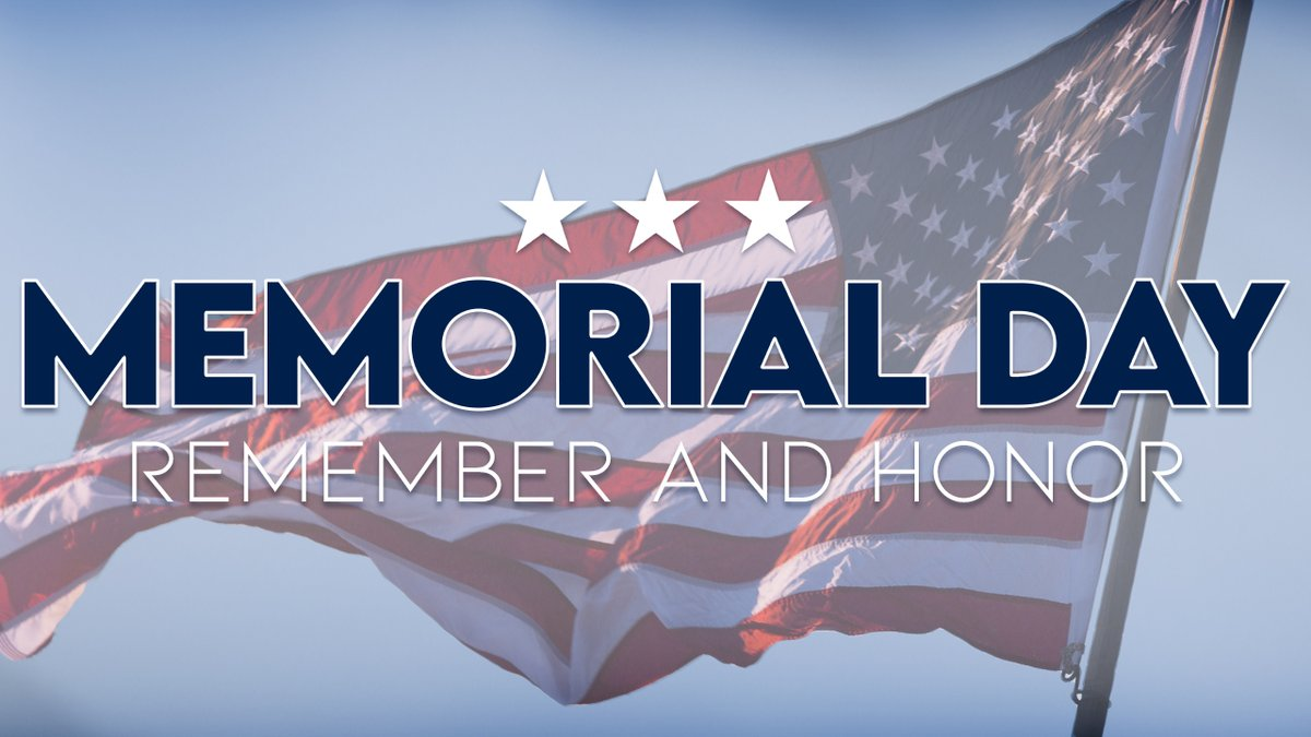 Today, we honor and remember those who have sacrificed so much for us. #BattleBorn