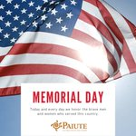 Image for the Tweet beginning: On this Memorial Day and