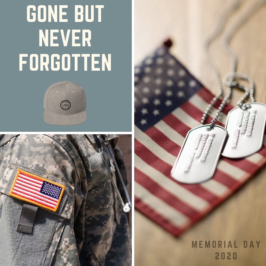 We take our hats off today for all of the fallen U.S. soldiers...⠀ ⠀ #BuenaVibra #MemorialDay #MemorialDayWeekendpic.twitter.com/uzrGhNMng3
